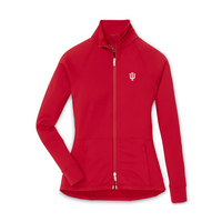 Peter Milliar Skirted Full Zip