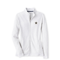Peter Millar Womens Interlock Full Zip Jacket