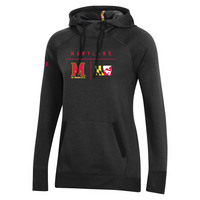 UA Womens Campus Fleece Hood