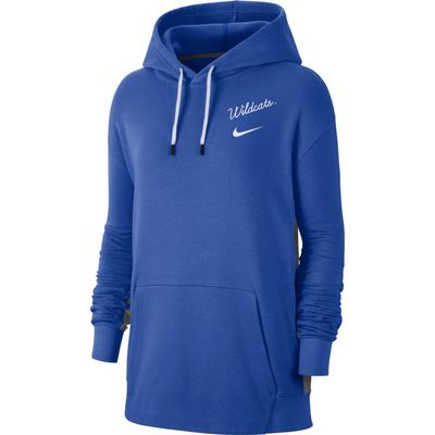Nike College Womens Fleece Pullover Hoodie