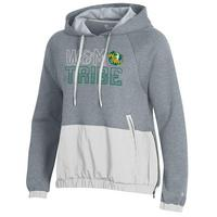 College-of-William-/&-Mary-in-Virginia Cool Fo Women Pullover Hoodie Sweater Double-Lined Hood Black