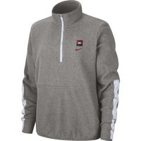 Nike Therma Long Sleeve Half Zip Fleece