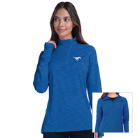 Womens Insignia Wave Quarter Zip Sweatshirt