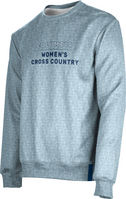 ProSphere Womens Cross Country Unisex Crewneck Sweatshirt