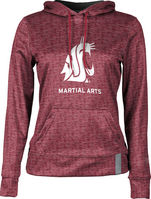 ProSphere Martial Arts Womens Pullover Hoodie