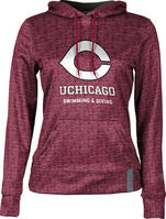 ProSphere Swimming & Diving Womens Pullover Hoodie