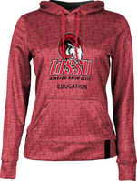 ProSphere Education Womens Pullover Hoodie