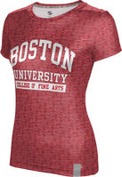 College of Fine Arts ProSphere Womens Sublimated Tee