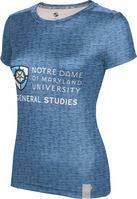 ProSphere General Studies Womens Short Sleeve Tee