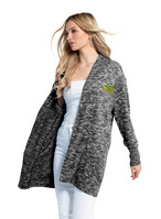 Chicka d Cozy Fleece Cardigan