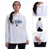 Levelwear Womens Bars Craze Pullover Sweatshirt