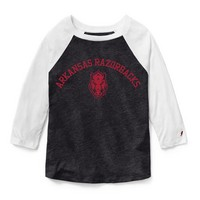 Red Shirt Reverse Baseball T Shirt