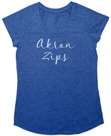 Alta Gracia Short Sleeve Scoop Neck T Shirt