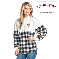 Buffalo Check Crewneck Spirit Jersey