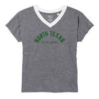 League Phys Ed Ringer T Shirt