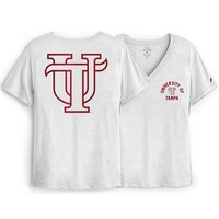 League Intramural V T Shirt