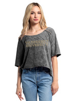 Chicka D Off the Shoulder T Shirt