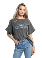 Chicka D Womens Slouchy T Shirt