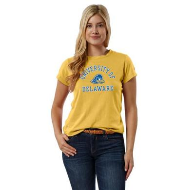 League Womens Respin Short Sleeve T Shirt