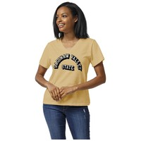 League Intramural Boyfriend V Neck T Shirt