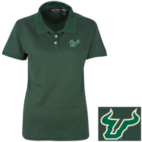 Oxford America Ladies Solid Polo