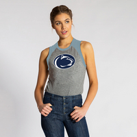 Team LJ Womens Crew Neck Tank Top
