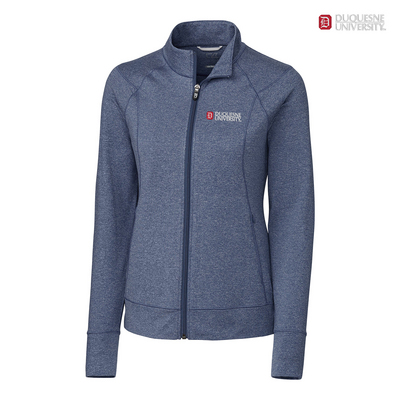 Cutter & Buck Ladies Shoreline Full Zip (Online Only)