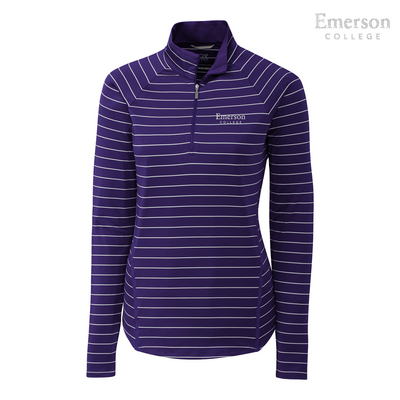 Cutter & Buck Ladies Evie Half Zip (Online Only)