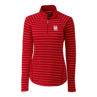 Cutter & Buck Ladies Evie Half Zip