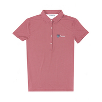 The Collection at the University of Pennsylvania Ecotec Gingham Polo
