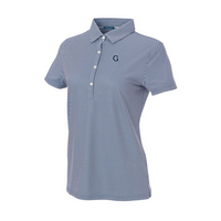 The Collection at Georgetown Ecotec Gingham Polo