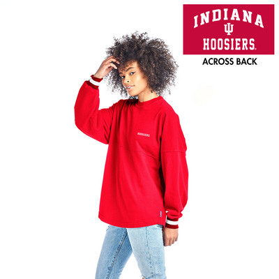 Original Crewneck Spirit Jersey with Contrast Rib