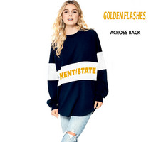 Color Blocked Crewneck Spirit Jersey