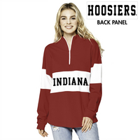 Colorblock Zip Up Spirit Jersey