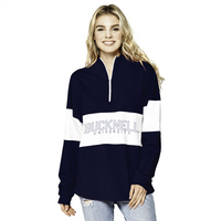 Colorblock Quarter Zip Spirit Jersey