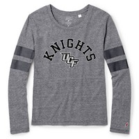 League Phys Ed Sporty Stripe Long Sleeve T Shirt
