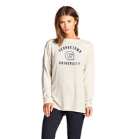 Brushed Natural Crew Neck Spirit Jersey