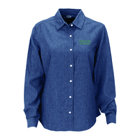 Vantage Womens Hudson Denim Shirt