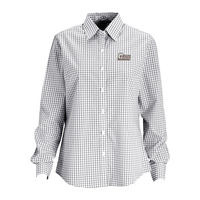 Vantage Womens Easy Care Gingham Check Shirt