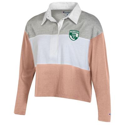 Champion Womens Crop Rugby Polo