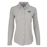 Vantage Womens Sandhill Dress Shirt