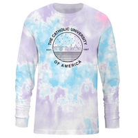 Uscape Ultra Soft Pastel Tie Dye Long Sleeve