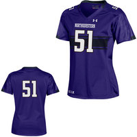 Under Armour Replica Football Jersey