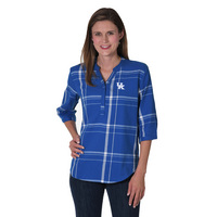 UG Apparel Missy Plaid Tunic