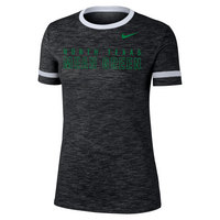 Nike Fan V Short Sleeve Top