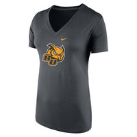 Womens Dri Fit Short Sleeve V Neck