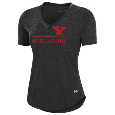 Under Armour Breezy Jersey V Neck Tee