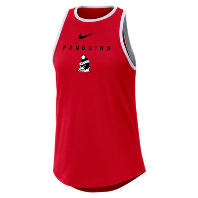 Nike Dri Fit Cotton High Neck Tank