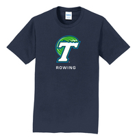 Rowing Short Sleeve Crewneck Womens Tee (Online Only)