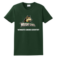Womens Cross Country Crew T Shirt (Online Only)